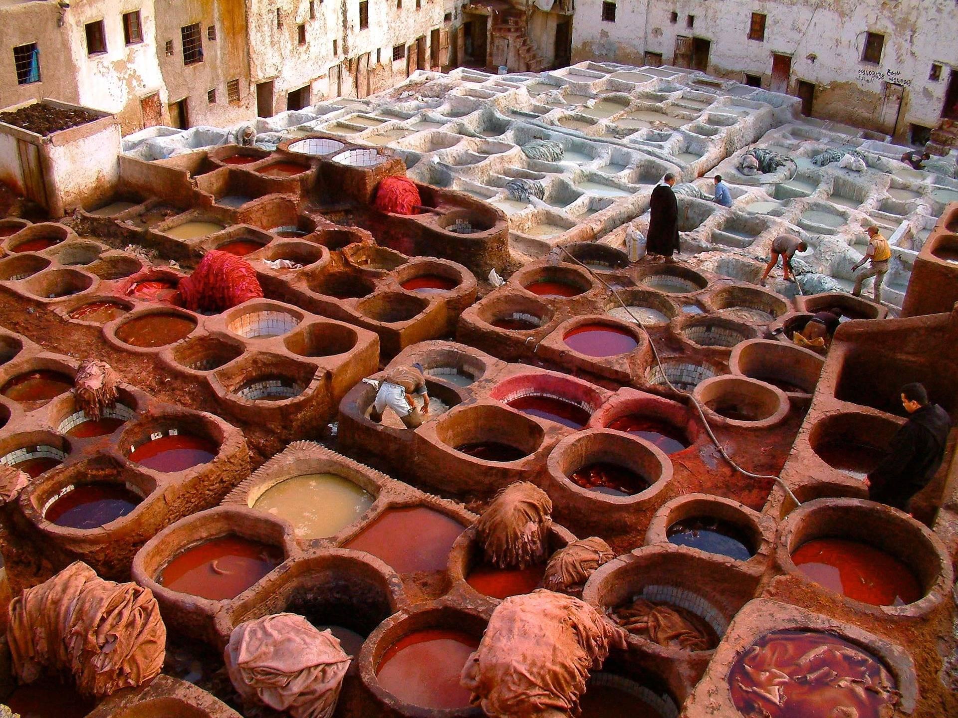 5 Días - Desde Fez a Marrakech – Ruta de Rally Dakar
