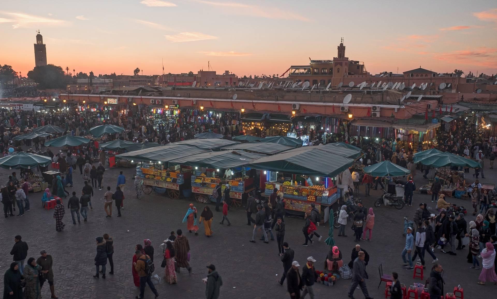 7 Días - Desde Marrakech al Sahara – Ruta de aventura