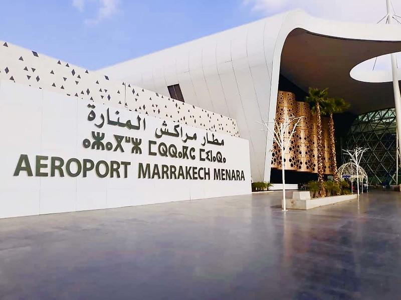 Aeropuertos de Marruecos